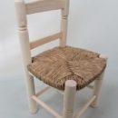 Silla Infantil de madera enea