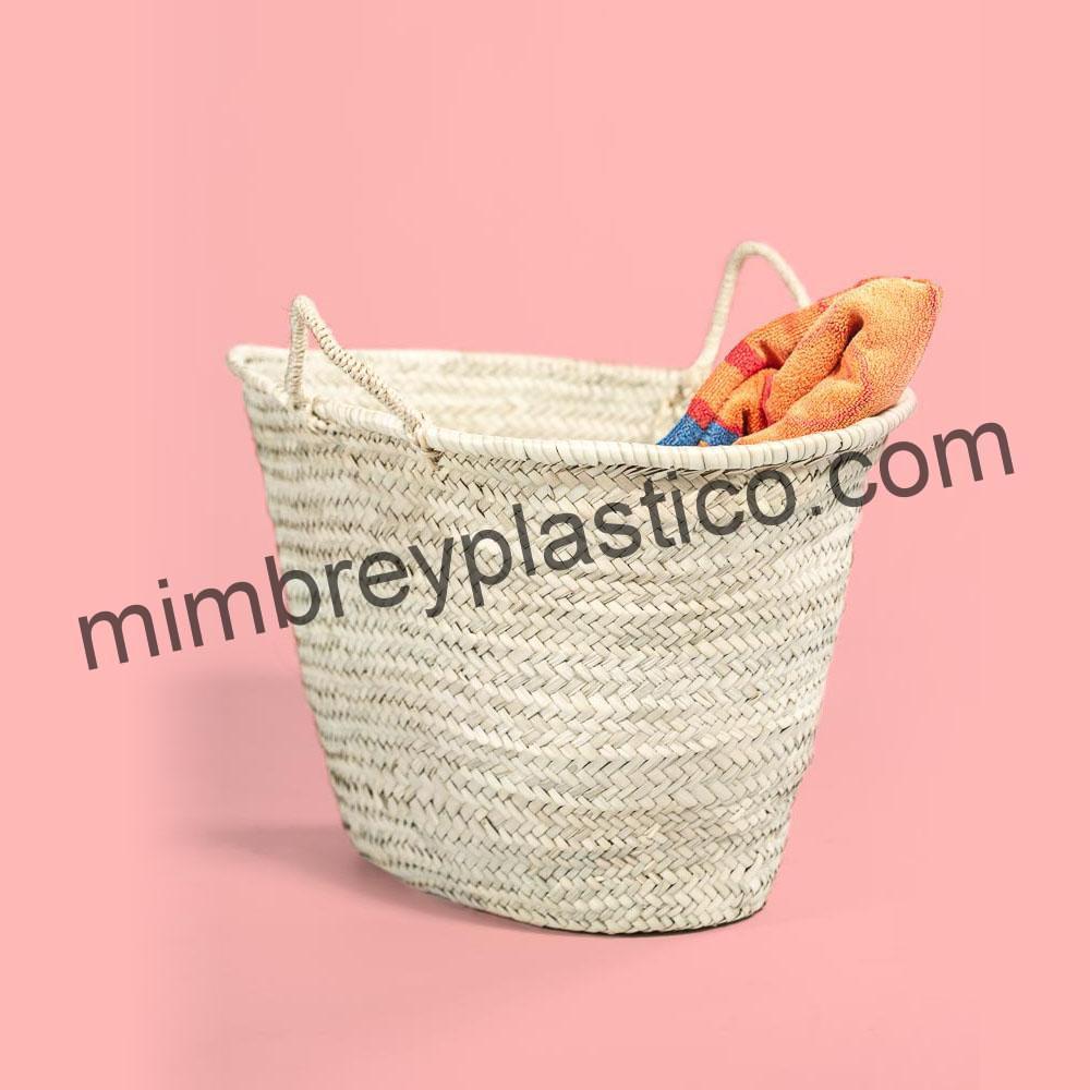 Estrena y se feliz capazos de playa productos artesanos de mimbre - Capazo mimbre playa ...