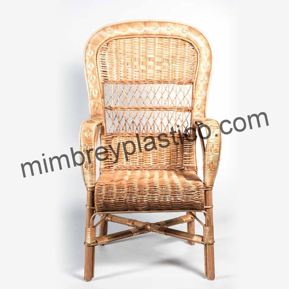 Sillones de mimbre para terraza awesome foto de muebles - Sillones de mimbre precios ...