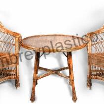 Muebles de Mimbre para Jardín - MimPlas Artesanía