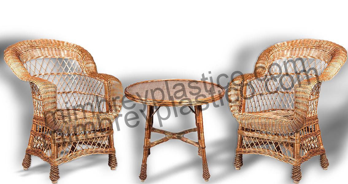 sillones de mimbre para terraza en mimplas artesan a