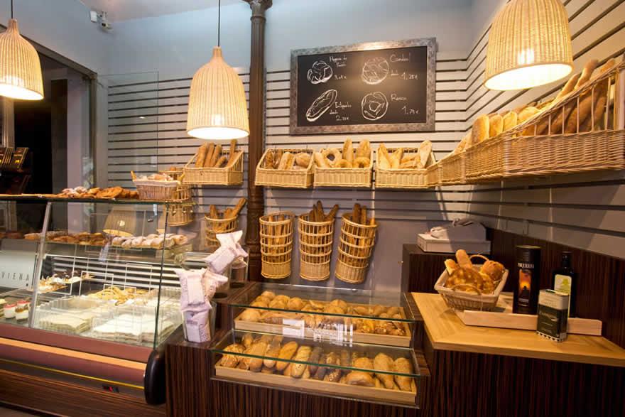 cestos mimbre panaderia